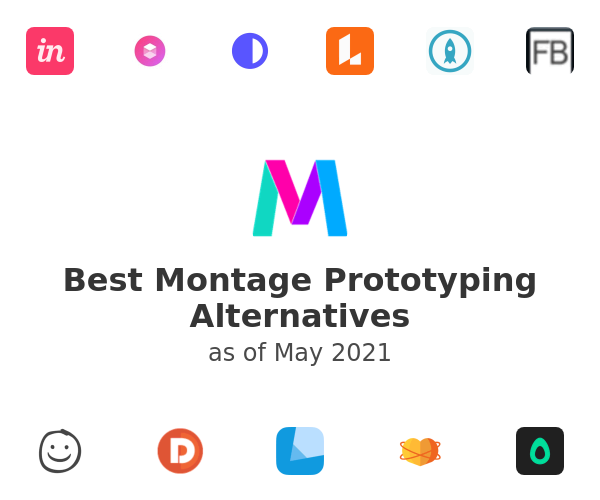 Best Montage Prototyping Alternatives