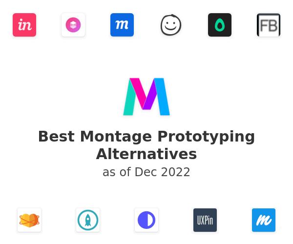 Best Montage Prototyping Alternatives