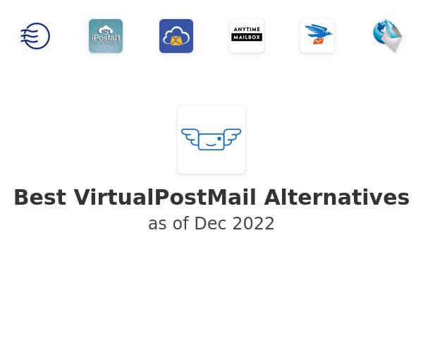 Best VirtualPostMail Alternatives