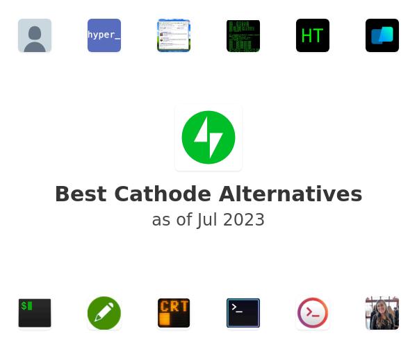 Best Cathode Alternatives