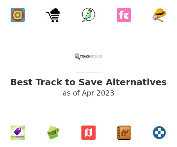 Best Track to Save Alternatives