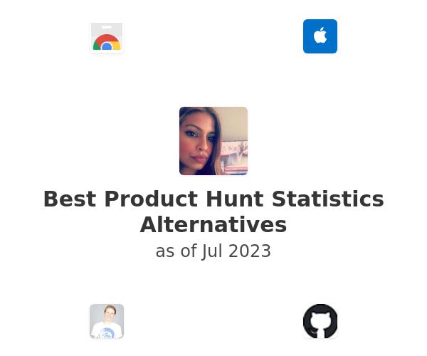 Best Product Hunt Statistics Alternatives