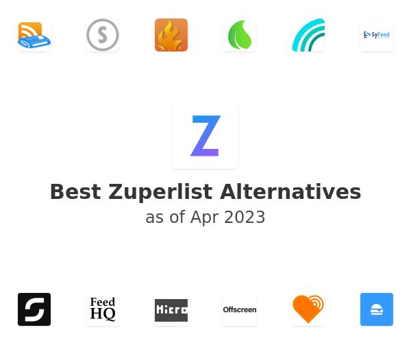 Best Zuperlist Alternatives