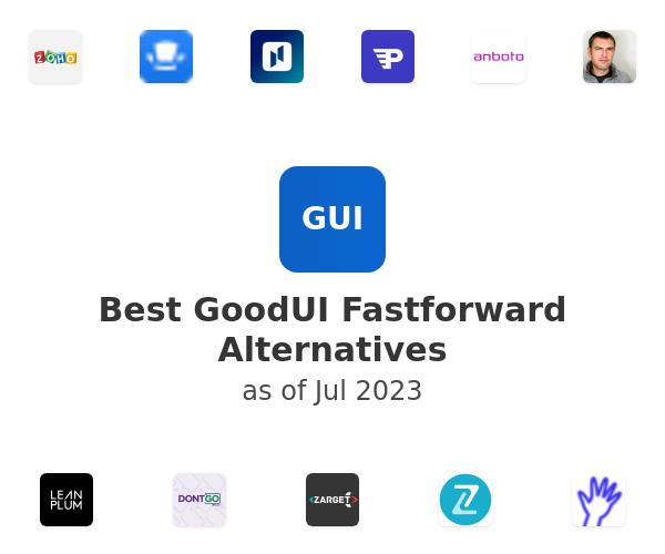 Best GoodUI Fastforward Alternatives