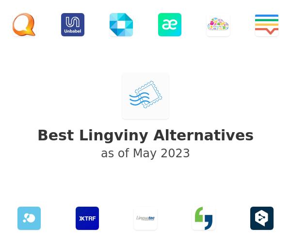 Best Lingviny Alternatives