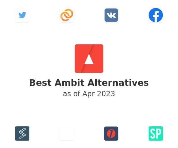 Best Ambit Alternatives