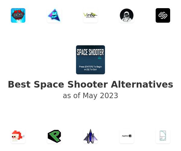 Best Space Shooter Alternatives