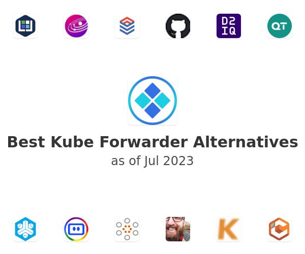 Best Kube Forwarder Alternatives