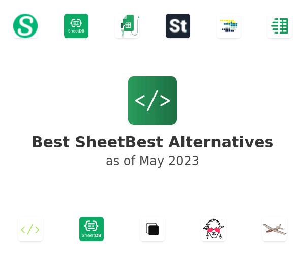 Best SheetBest Alternatives