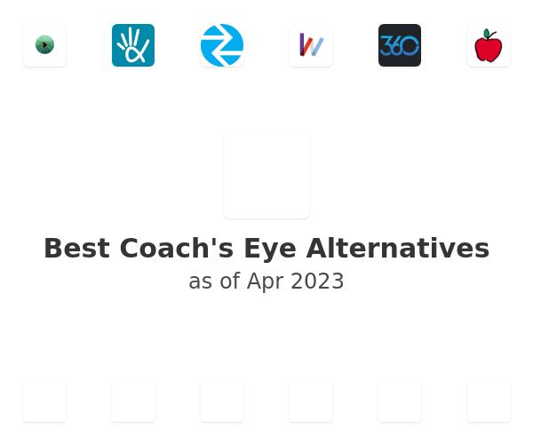 Best Coach's Eye Alternatives