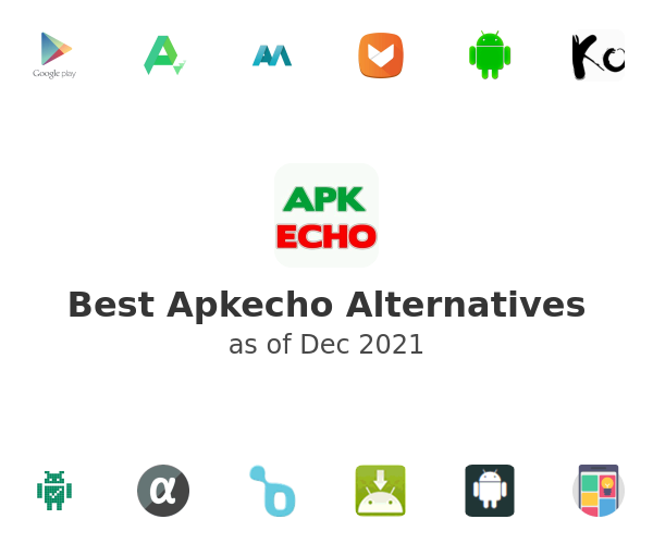 Best Apkecho Alternatives