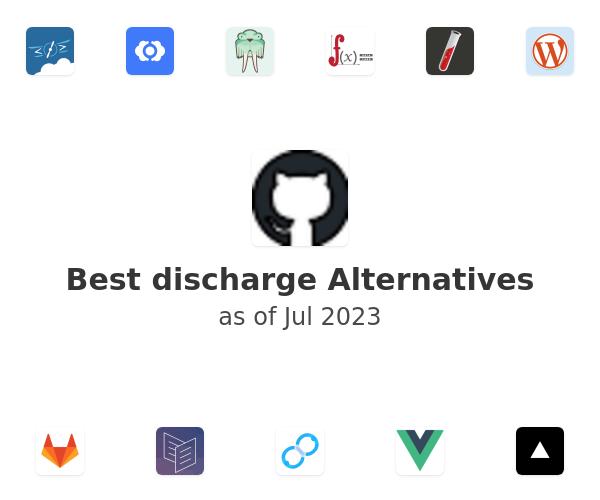 Best discharge Alternatives