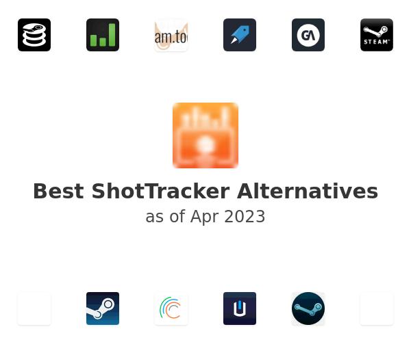 Best ShotTracker Alternatives