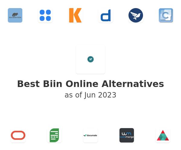 Best Biin Online Alternatives