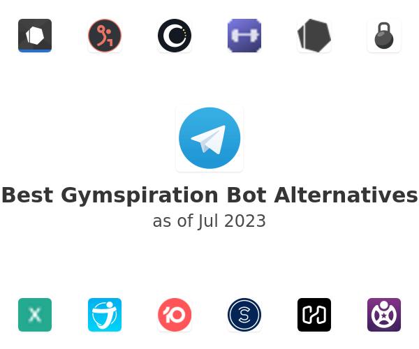 Best Gymspiration Bot Alternatives