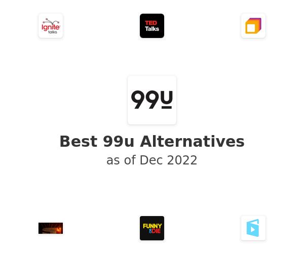 Best 99u Alternatives