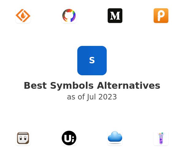 Best Symbols Alternatives