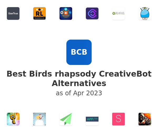 Best Birds rhapsody CreativeBot Alternatives