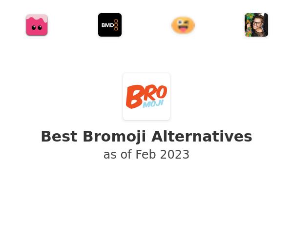 Best Bromoji Alternatives