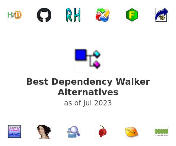 Best Dependency Walker Alternatives