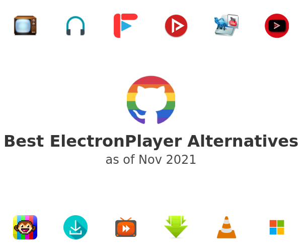 Best ElectronPlayer Alternatives