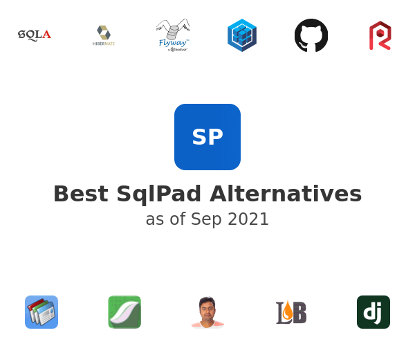 Best SqlPad Alternatives