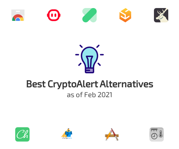 Best CryptoAlert Alternatives
