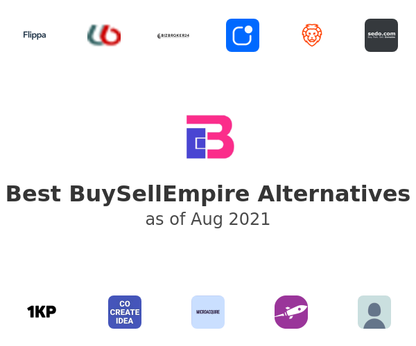 Best BuySellEmpire Alternatives