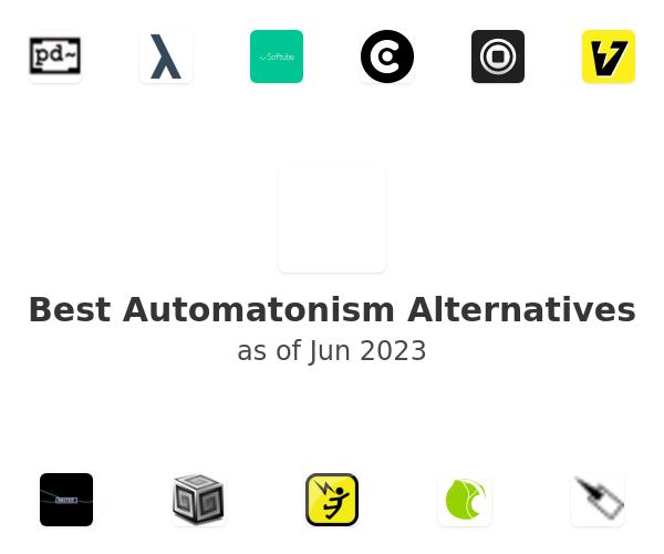 Best Automatonism Alternatives