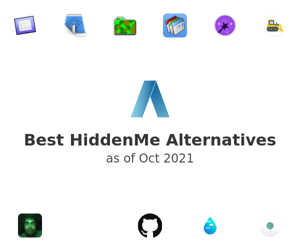 Best HiddenMe Alternatives
