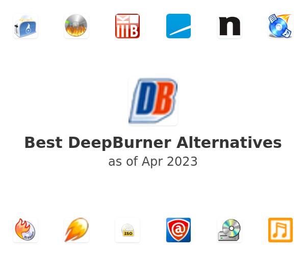 Best DeepBurner Alternatives