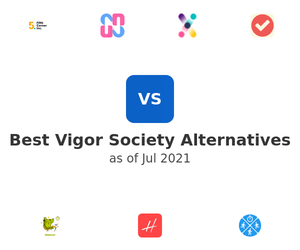 Best Vigor Society Alternatives