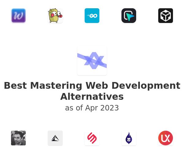 Best Mastering Web Development Alternatives