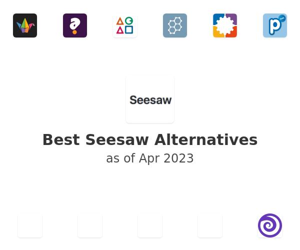 Best Seesaw Alternatives