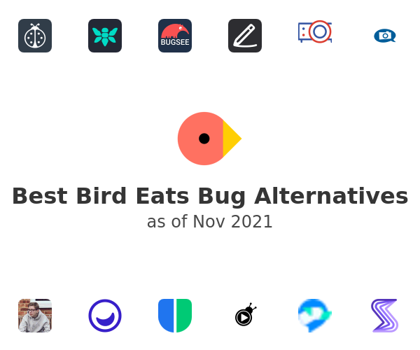Best Bird Eats Bug Alternatives