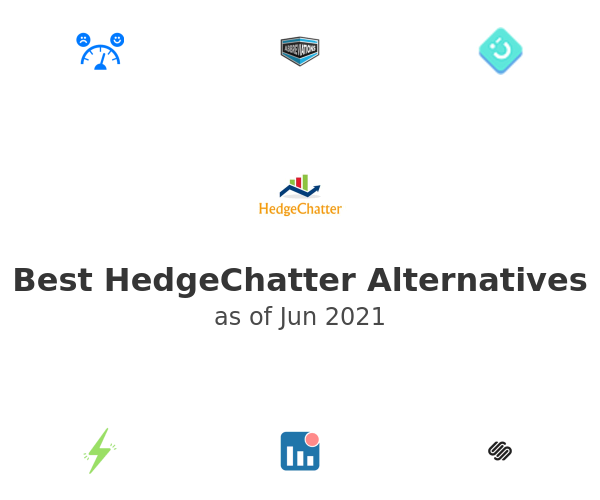 Best HedgeChatter Alternatives