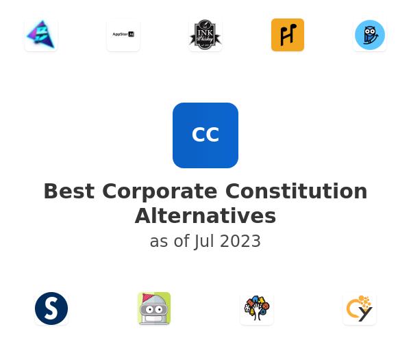 Best Corporate Constitution Alternatives