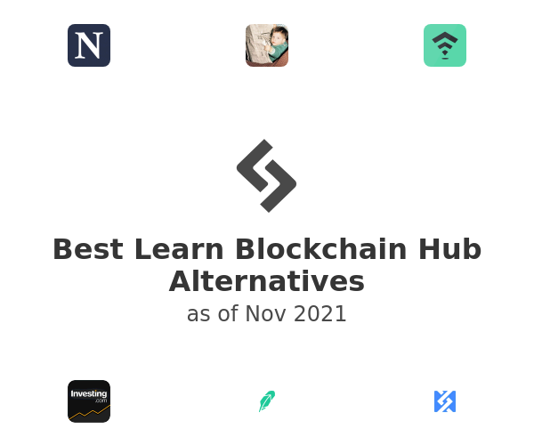 Best Learn Blockchain Hub Alternatives