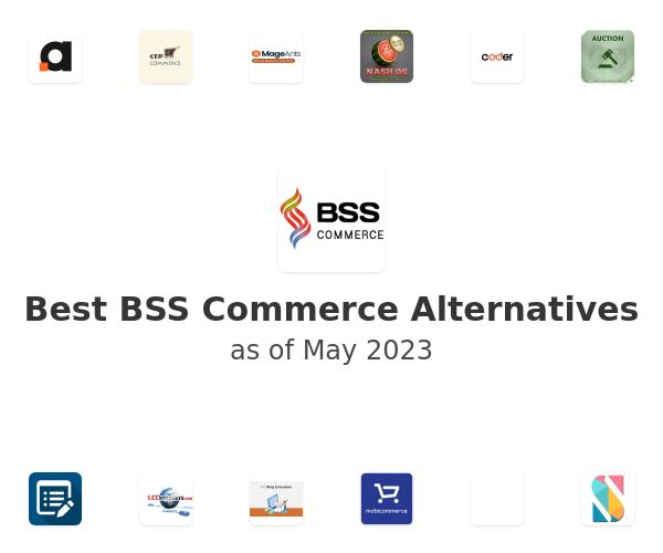 Best BSS Commerce Alternatives