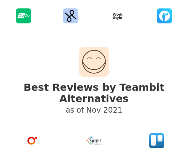 Best Reviews by Teambit Alternatives