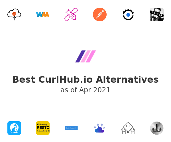 Best CurlHub.io Alternatives