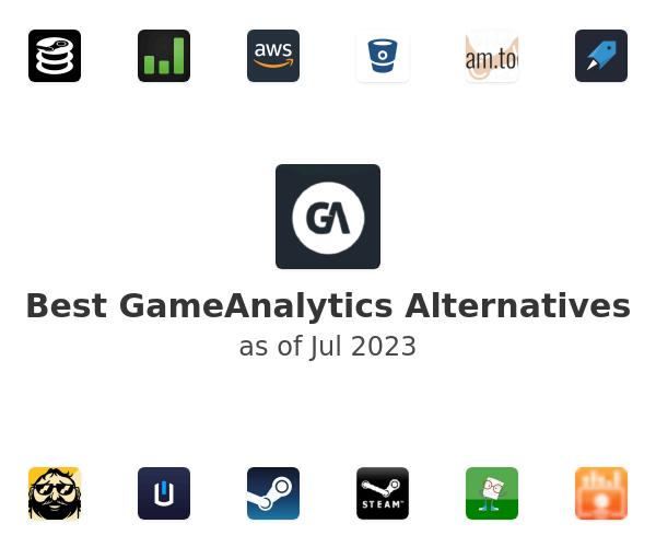 Best GameAnalytics Alternatives
