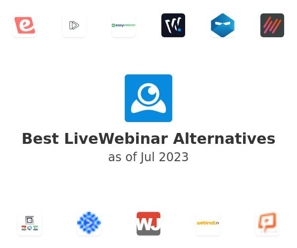 Best LiveWebinar Alternatives