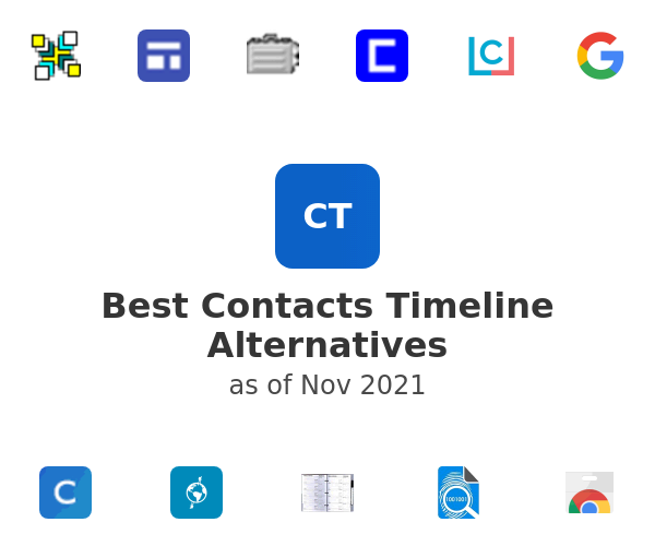 Best Contacts Timeline Alternatives