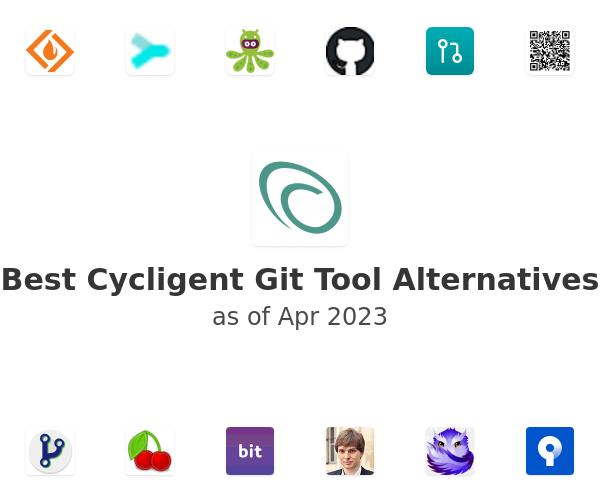 Best Cycligent Git Tool Alternatives