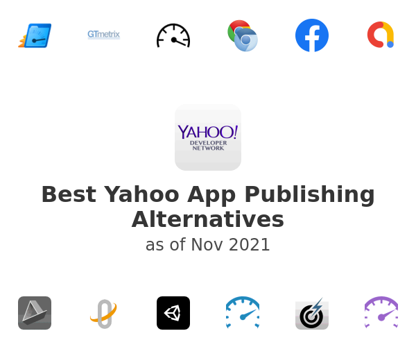 Best Yahoo App Publishing Alternatives