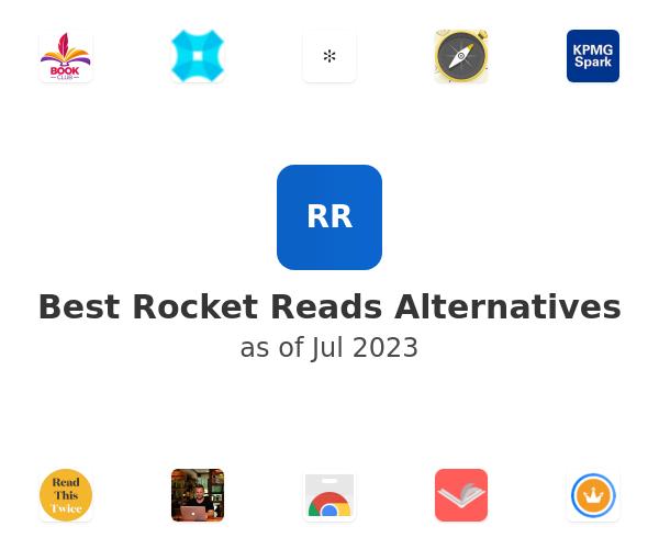 Best Rocket Reads Alternatives