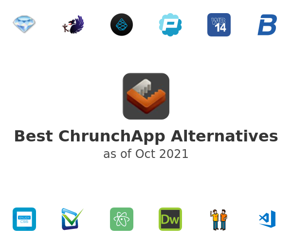 Best ChrunchApp Alternatives