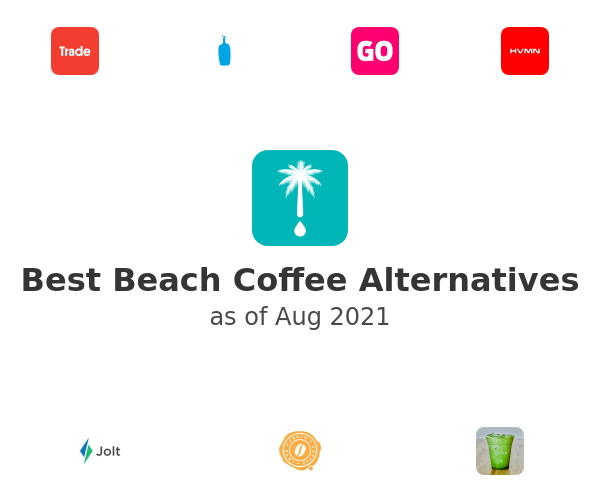 Best Beach Coffee Alternatives