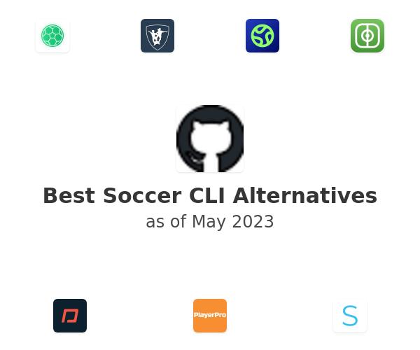Best Soccer CLI Alternatives